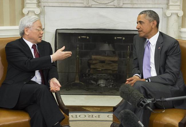 Chuyến đi của Tổng thống Obama tới Việt Nam là cơ hội để thúc đẩy quan hệ đối tác toàn diện