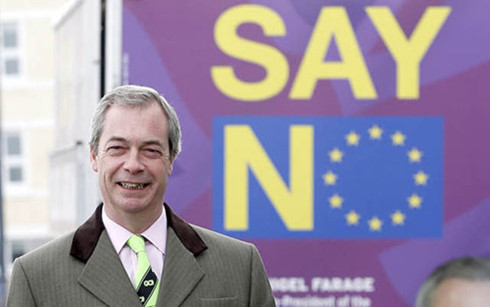 Nigel Farage XNFD