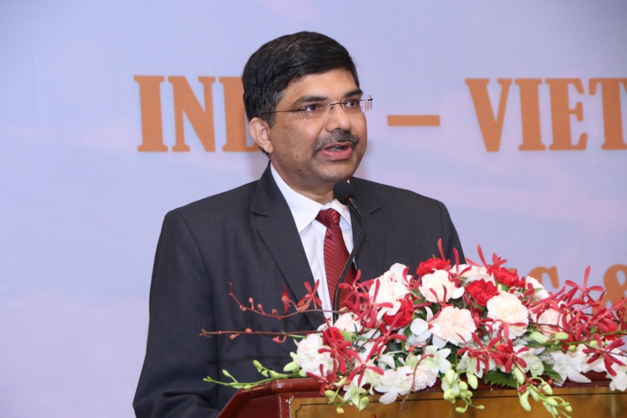 Ngài Tổng lãnh sự Ấn Độ tại TPHCM Dr. K Srikar Reddy